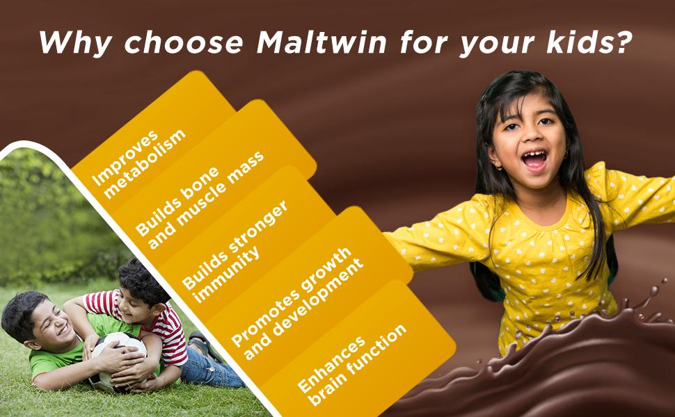 benefits of maltwin